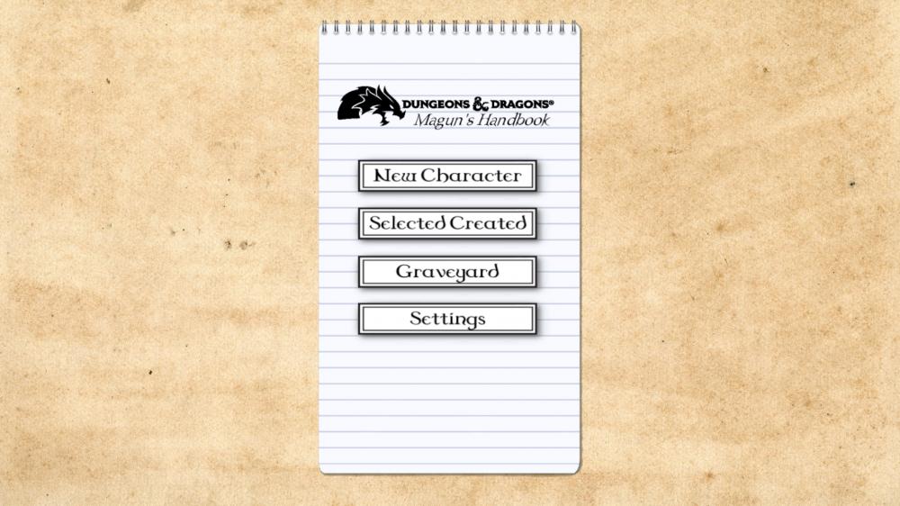 Magun's Handbook background image